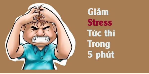 Bật mí những cách giảm stress hiệu quả, nhanh chóng